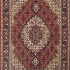 (1051) / 925147-  Persian Tabriz – 5.1 x 3.1ft. Silk & Wool