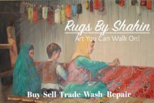 Rugs By Shahin About Us - Rugs By Shahin